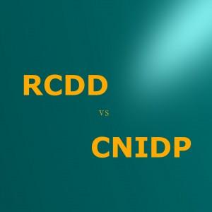 rcdd vs cnidp